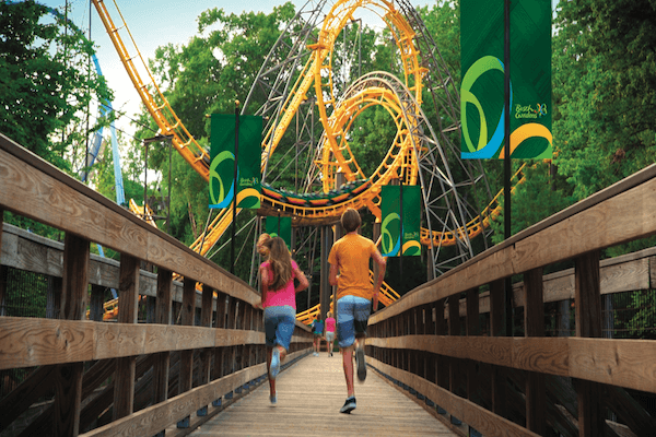 Busch Gardens Williamsburg Single Day Ticket