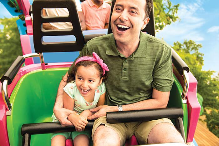 Busch Gardens Williamsburg Single Day Ticket