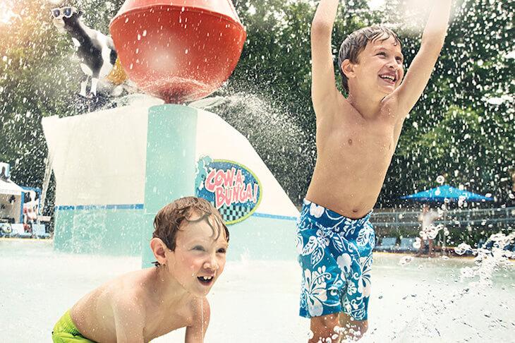 Busch Gardens Williamsburg & Water Country USA 3-Day Ticket