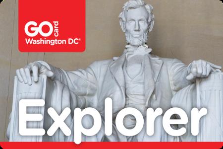 Washington DC Explorer Pass - 3 Attractions Combo