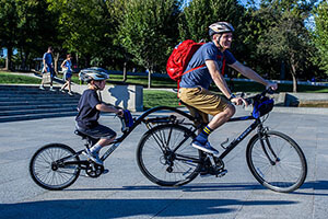 Unlimited Biking: Washington D.C. 2 Hour Bike Rental