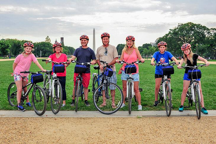 Unlimited Biking: Washington D.C. 4 Hour Bike Rental