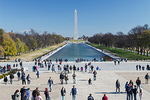 USA Guided Tours: Washington Monument and D.C. Highlights Bus Tour