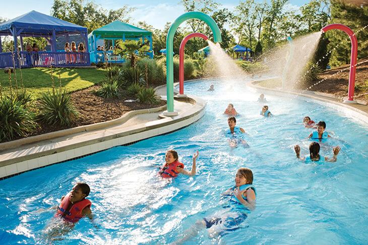 Water Country USA Fun Card