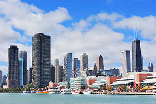 Chicago Navy Pier tour