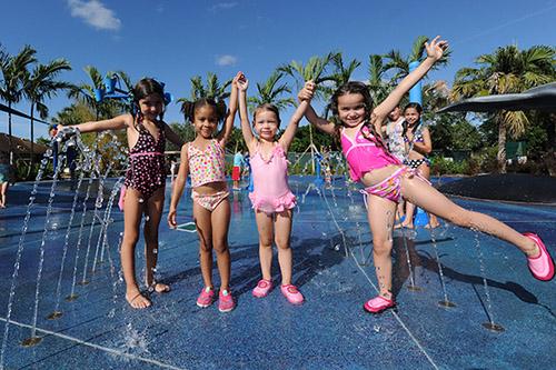Miami Zoo playground Playworld