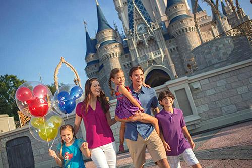 Orlando Theme Parks Disney World and Universal Orlando