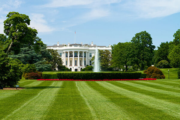 Washington D.C. White House visit
